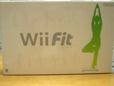 Wii Fit☆