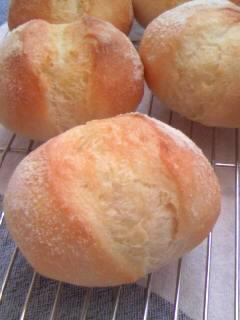リーンパン 丸パンアップ