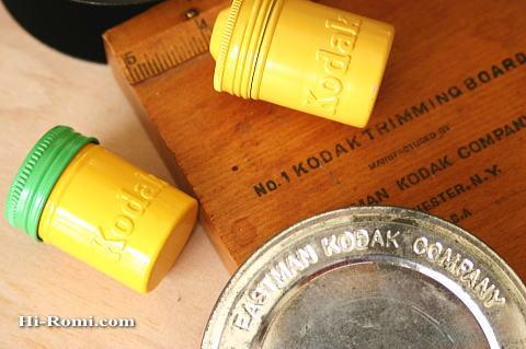 KODAK コダック フィルム缶 1