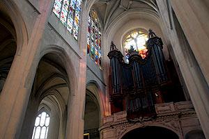 サンジェルヴェサンプロテ教会