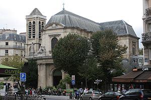 サン・ニコラ・デュ・シャルドネ教会