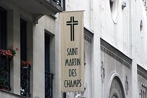 サンマルタンデシャン教会