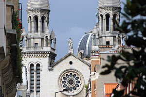 サント・アンヌ・ドゥ・ラ・メゾン・ブランシュ教会