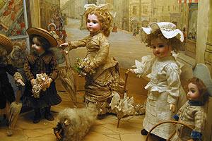 人形博物館