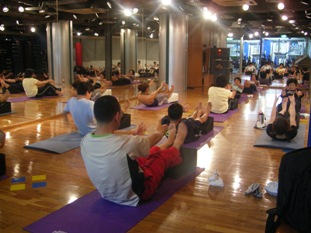 Central Sports Club Meguro2