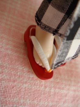 momoko kuromitsu shoes