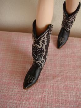 momoko western boots