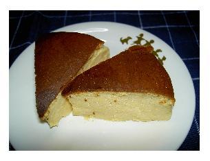 スフレチーズ070406