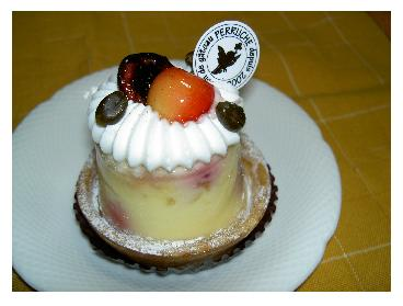 ケーキ【ペルジェ】070622