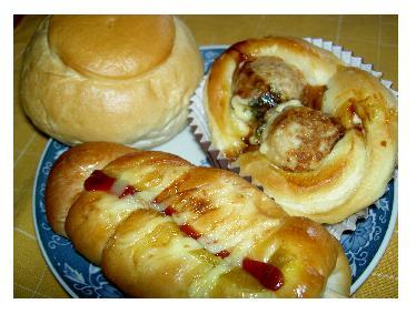 ポレポレのパン070602