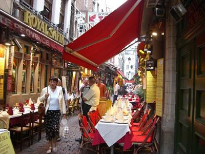 berレストラン街