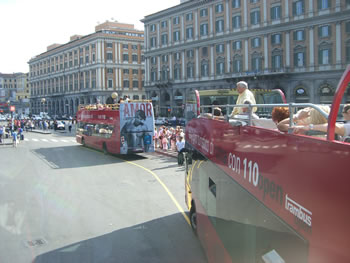 rom観光バス
