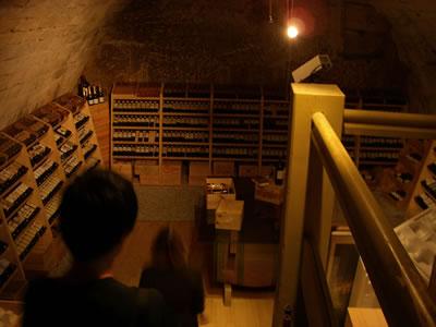 ワイン倉2