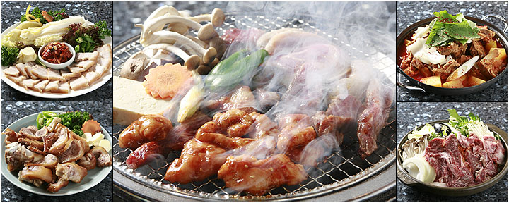 韓国焼肉・ジンギスカン食べ放題 とらじ館