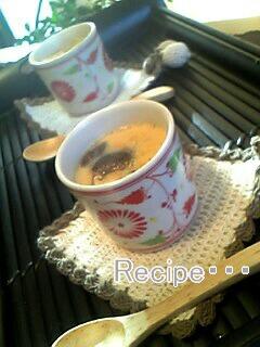 簡単茶碗蒸し☆