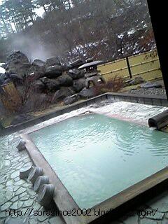 露天風呂☆