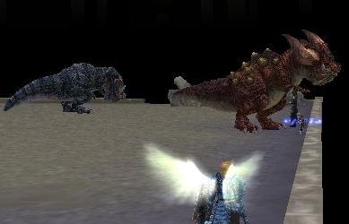 恐竜かっぽー