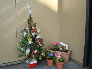 クリスマスのお友達 2007.12.23