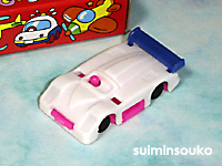 ●おもちゃ車01白