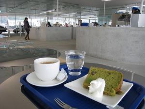 海の駅なおしま喫茶