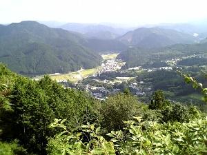 曽爾村景色