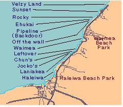 オアフ島(ウェストサイド)