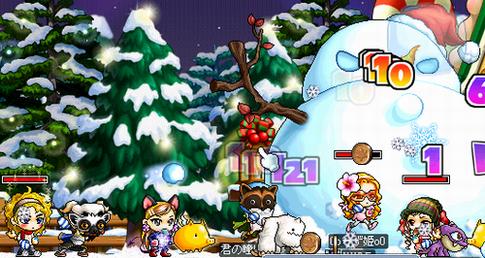 雪だるま3段階目・・・w