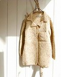 small-pearl stitch coat 1