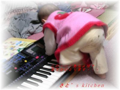 姫がピアニストに・・でもなんかおかしいぞ・