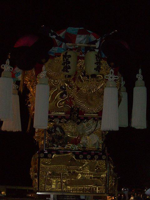 摺木太鼓台4