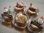 クリスマスケーキ2007