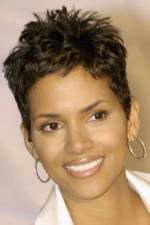 Halle Berry  Front