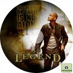 I AM LEGEND_label
