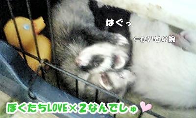 LOVE×2☆