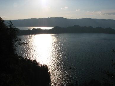 十和田湖100901