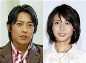 反町隆史、松嶋菜々子夫妻に第二子の女児誕生