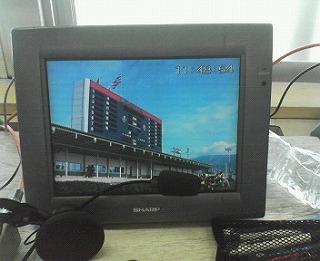 s-放送席モシター