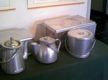 中食カンとその他の容器類