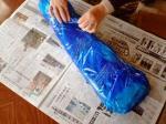 061224 青い包み