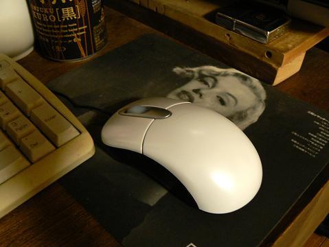 070813 おニューのマウス