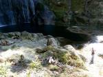 071006 安の滝 上の滝つぼ