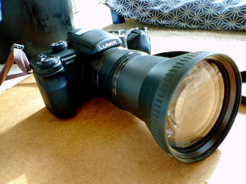 080105 カメラに装着1
