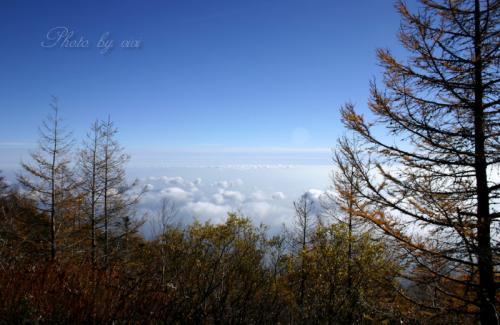 富士五合目からの風景01