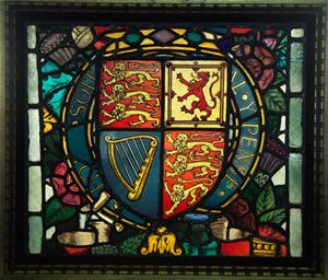 英国貴族の紋章