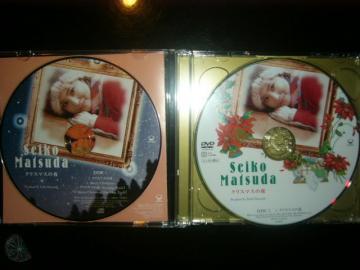 聖子ちゃんCD クリスマス飾り 001