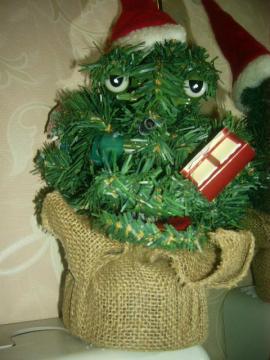聖子ちゃんCD クリスマス飾り 011