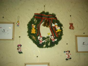 聖子ちゃんCD クリスマス飾り 014