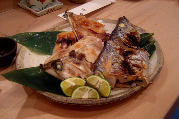 焼き魚もふっくらほどよく焼けてて美味しかった★
