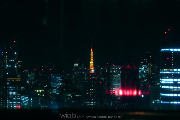 東京タワーがキレイに観えました☆☆