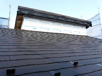 屋根の部分